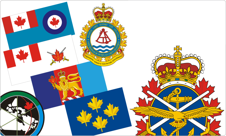 Canadian Military Insignia