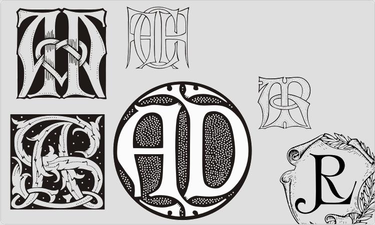 Monogramme II