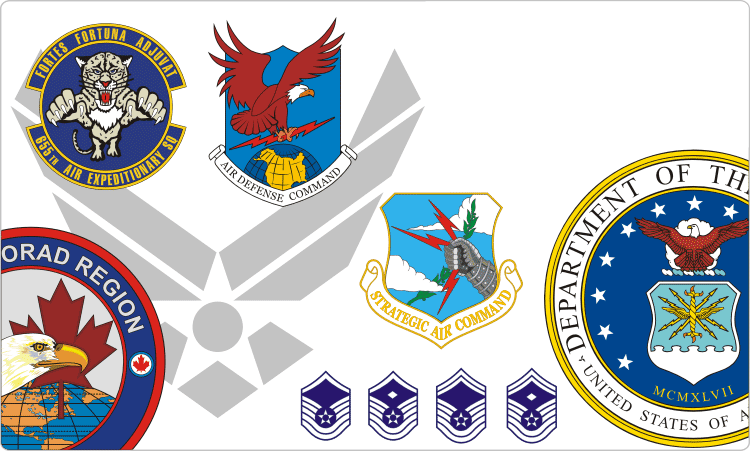 US Air Force Insignia