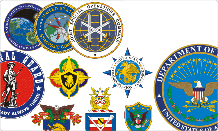 US Department of Defense Insignia